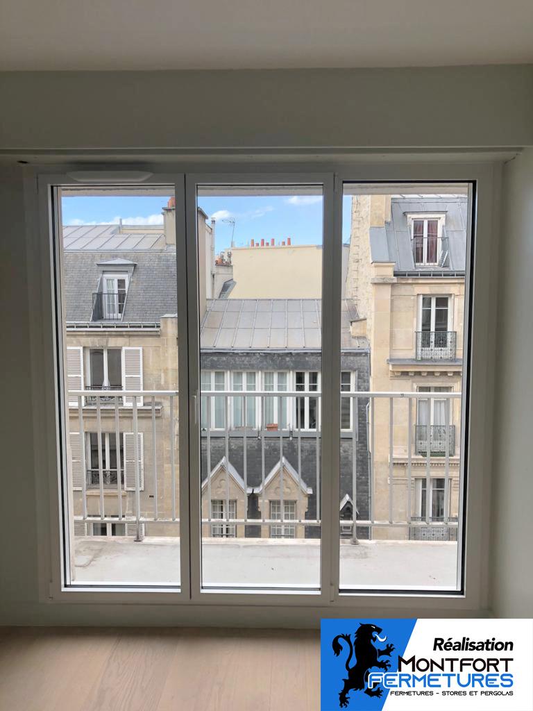 Renovation Volets Bois Paris réalisation de fenêtres bois, mixtes, pvc, aluminium